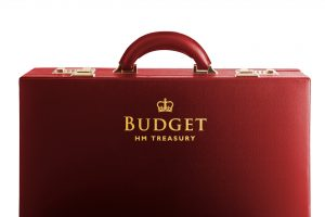 UK Treasury Budget